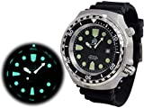 """Tauchmeister men`s Diver watch """"AUTOMATIC"""" sapphire glass and helium velve T0295"""