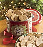 Nyakers Sweet and Spicy Gingersnap Cookies