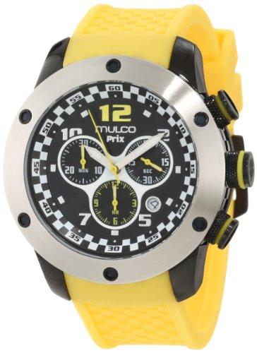Mulco Unisex MW2-6313-095 Prix Chronograph Swiss Movement Watch