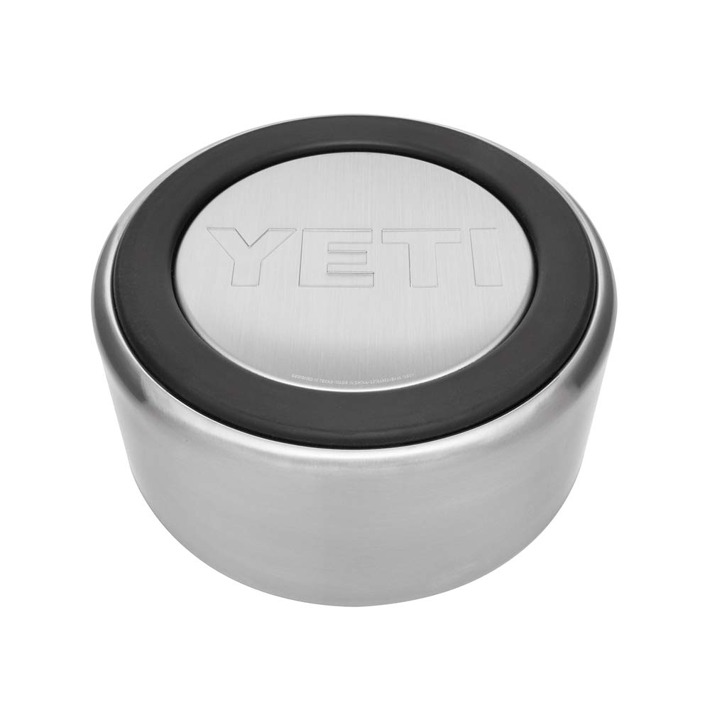 YETI Boomer 8 Stainless Steel, Non-Slip Dog Bowl, Stainless Steel by YETI (Image #3)