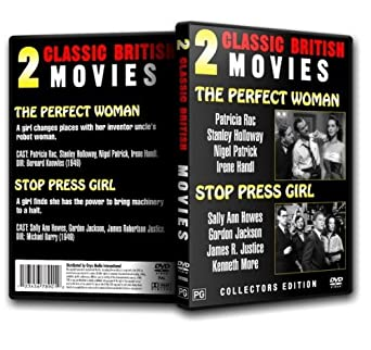 The Perfect Woman Stop Press Girl Pal By Patricia Roc Amazon Co