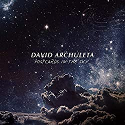 Platinum-selling international pop star David Archuleta will release Postcards in the Sky on October 20. This is David's first full-length project since 2013's