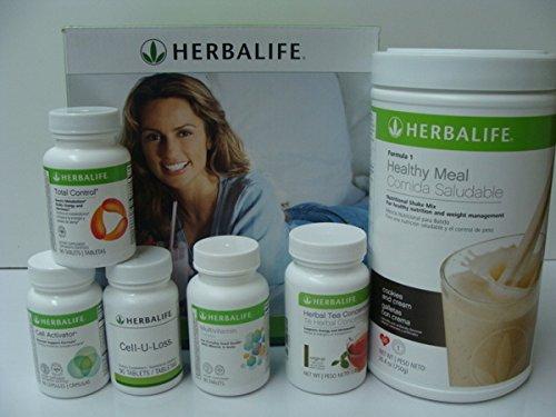 Herbalife Advanced Program - Choose Your Flavor (Cookies n Cream) (Herbalife Formula 1 Nutritional Shake Mix Benefits)