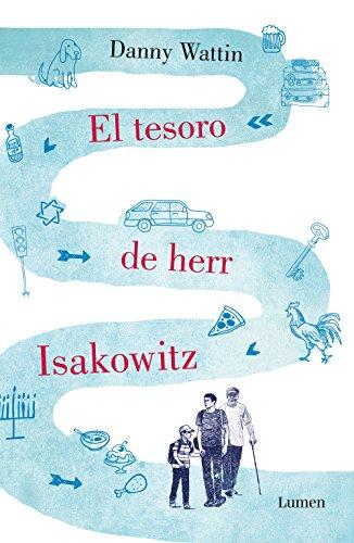 El tesoro de Herr Isakowitz (Spanish Edition) by [Wattin, Danny]