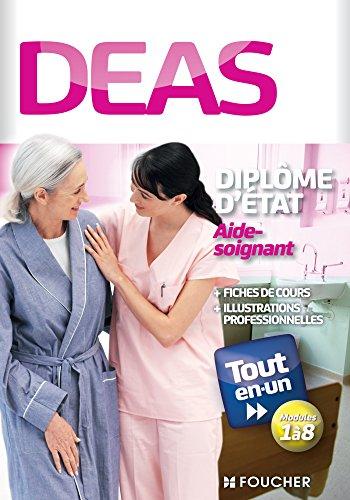 Tout-en-un DEAS - Diplôme d'état aide-soignant (French Edition)