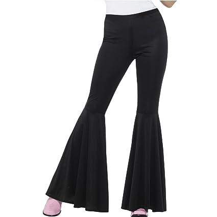 auténtico auténtico mejores marcas grandes ofertas en moda NET TOYS Pantalones Acampanados Años 70 - S/M (ES 36 - 42 ...