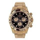 Rolex Daytona Automatic-self-Wind Male Watch 116505 (Certified Pre-Owned)