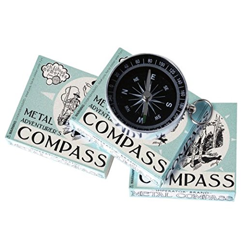 House of Marbles Adventurers Compass Counter Display, 1 EA (Compass Marble)