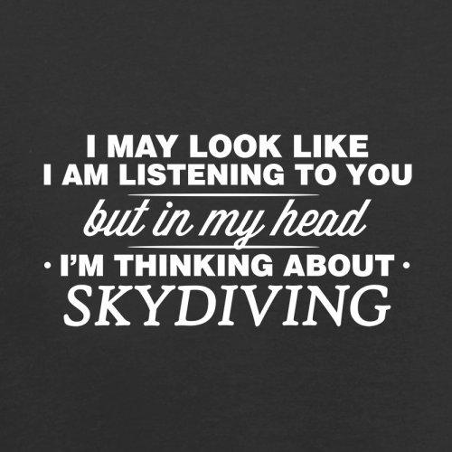 Head In I'm Retro Bag Flight My Red Black Skydiving S5wq15g4AF
