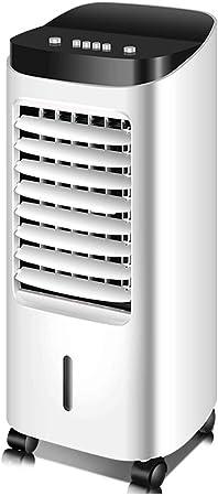 Aires acondicionados móviles Ventilador de Aire Acondicionado doméstico Ventilador de Aire Acondicionado móvil pequeño purificador de Aire /humidificador/Aire Acondicionado pequeño (Dos Estilos DIS: Amazon.es: Hogar