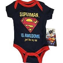 Super Heroes Baby Boy Costume - Jumpsuit - Bodysuit - Onesie