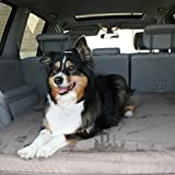 Memory Foam Folding Travel Dog Bed. SuperSoft Fleece and Suede Microfiber. Folds to Easily Carry with Carry Handles. Washable Cover. Vet Recommended. For Sale