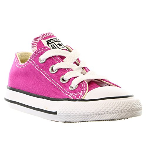 Converse Unisex Chuck Taylor All Star Ox Plastic Pink 151874F US Men 3.5/Women 5.5