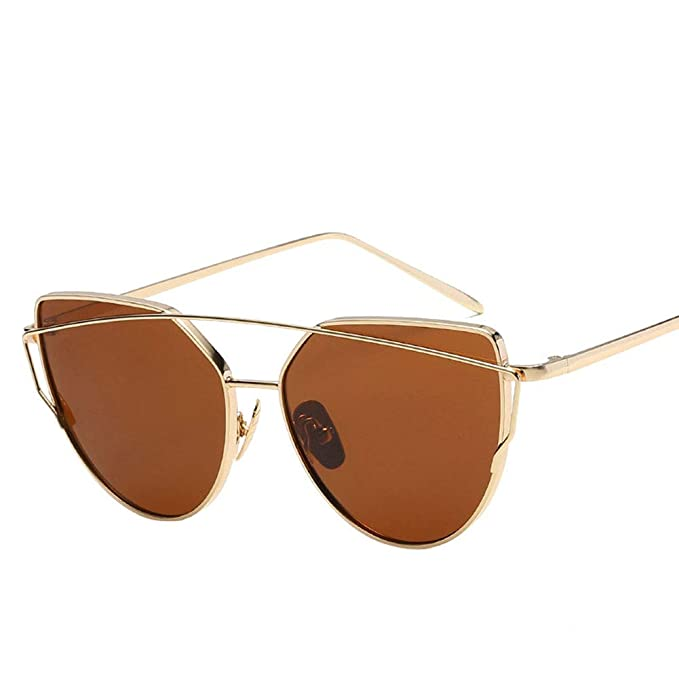 Vi.yo Gafas de sol Anti UV Membrana Color reflectante Marco ...