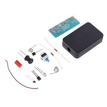 Baoblaze 5mm DIY Flashlight LED Lighting IC Panel PCB Board