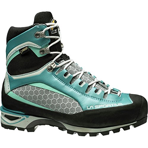 La Sportiva Trango Tower GTX Mountaineering Boot - Women's Emerald, (Tower Gtx Mountaineering Boot)