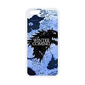 iPhone 6 Plus 5.5 Inch Cell Phone Case White Game of Thrones Ovdo
