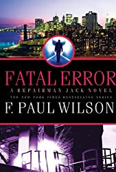 Fatal Error (Adversary Cycle/Repairman Jack Book 14)