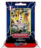 REGIGIGAS holo reverse Full Art XY82 130PV XY09 - Booster de 10 cartes Pokemon francaises my-booster