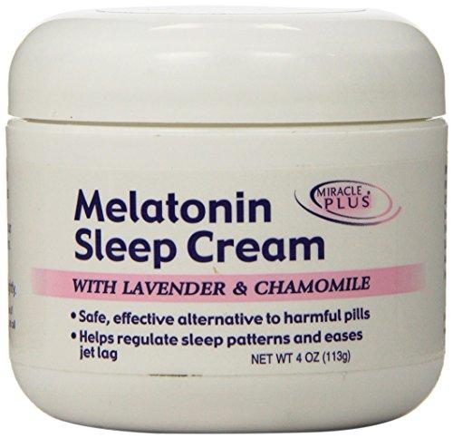 miracle-plus-melatonin-sleep-cream-4-ounce