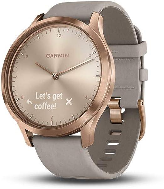 Garmin Vívomove HR Premium Smartwatch Analogico con Schermo LCD ...