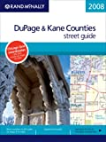 Rand Mcnally Dupage and Kane Counties Street Guide, Rand Mcnally, 0528860844