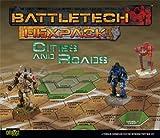 Battletech HexPack Cities & Roads