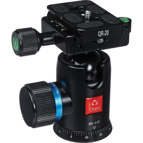 Oben BE-117 Ball Head by Unknown