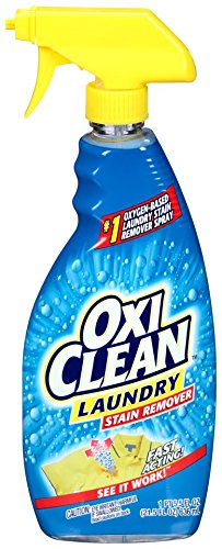 OxiClean Laundry Stain Remover Spray, 21.5 Fluid Ounce