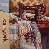 Patchwork Quilt 1000 Piece Puzzle by Springbok