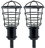 Industrial Design Landscape Torch (Cage)
