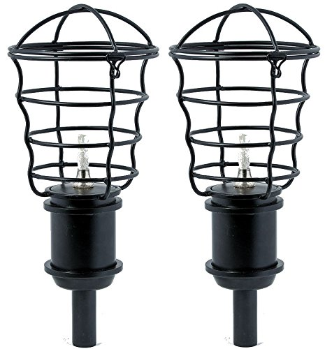 Industrial Design Landscape Torch (Cage) by Legends Direct