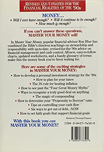 Counting Number worksheets future going to worksheets : Master Your Money: A Step-By-Step Plan for Financial Freedom: Ron ...
