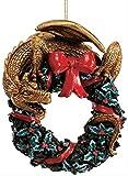 Design Toscano Twist and Twirl Dragon Ornament