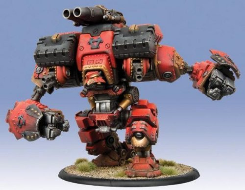 Privateer Press - Warmachine - Khador Conquest Colossal Model Kit