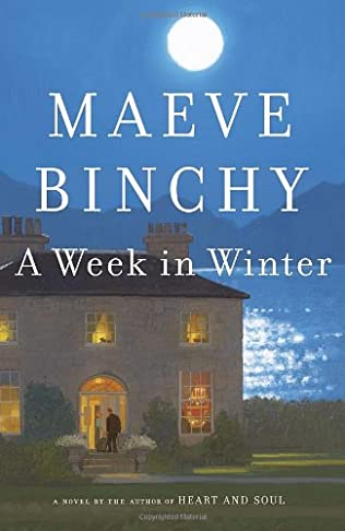 book cover of A Week in Winter