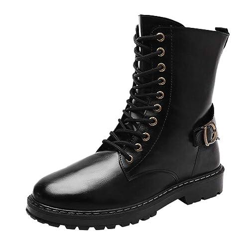 Botas De Seguridad para Hombre con Puntera De Acero Impermeable Zapatillas Zapatos Otoño E Invierno Botas