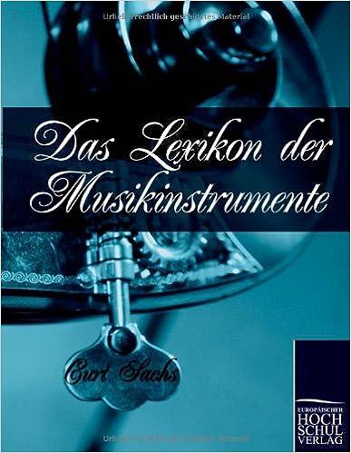 Das Lexikon der Musikinstrumente
