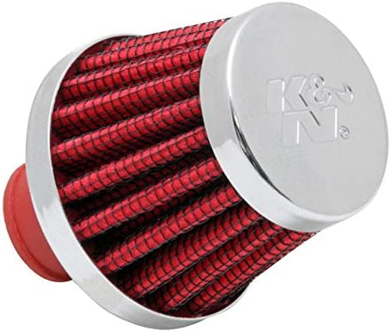 K&N Filters 62-1600RD-L Car and Motorcycle Vent Air Filter