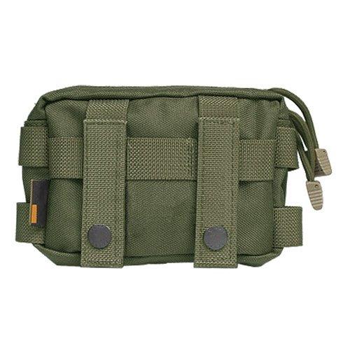Flyye Petit poche pour accessoires MOLLE Ranger Vert