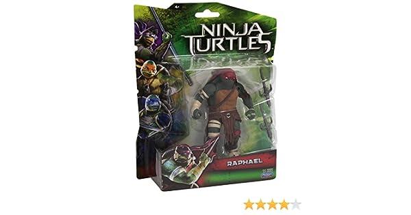 Desconocido Tortugas Ninja - Figura de acción Raphael