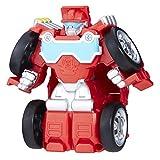 heat wave transformer - Playskool Heroes Transformers Rescue Bots Flip Racers Heatwave the Fire-Bot