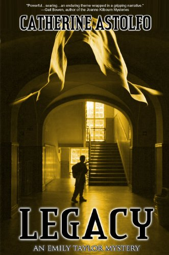 Legacy (An Emily Taylor Mystery Book 3)