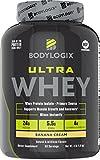 Cheap Bodylogix Ultra Whey Protein Powder, NSF Certified, Banana Cream, 4 Pound