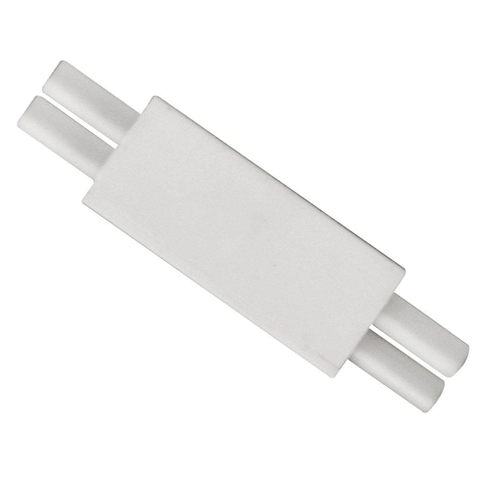 Maxim Lighting 87820WT CounterMax MXInterLink2-Under Cabinet Accessory, White