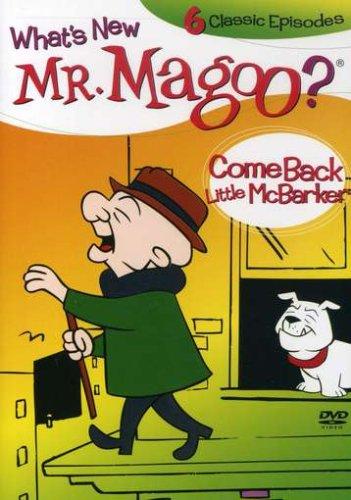 Mr. Magoo: Come Back Lil - Columbia Kids Mo
