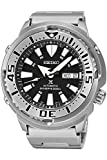 Seiko SRP637 Men's Prospex Analog Automatic 200m Dive Stainless Steel...