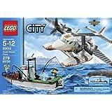 LEGO City Coast Guard Plane 60015