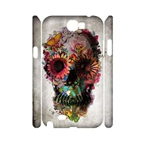 Of Skull Customized Hard For SamSung Galaxy S3 Case Cover