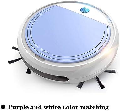 ZZXXB 4 en 1 Recargable del Robot de Limpieza automático, Inteligente Barrido Limpiador automático de Polvo, Utilizar en el hogar, Dormitorio, Oficina for aspiradoras, f Judith (Color : B) : Amazon.es: Juguetes y juegos